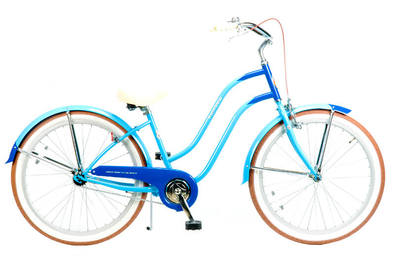 26″ Ladies Blue Hawaii