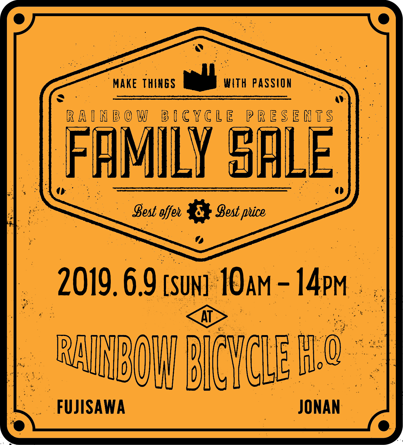rainbow family sale